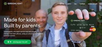 greenlight is a debit card for kids that parents manage from their