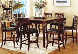 american drew cherry grove 9 piece dining room set in homelegance