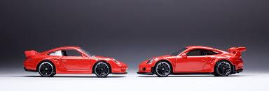 matchbox porsche 911 gt3 the porsche 911 gt3 rs continues an interesting trend with