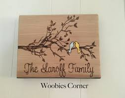 Wedding Shower Gift Custom Wedding Sign Wood Family Sign Wood - Custom signs for home decor