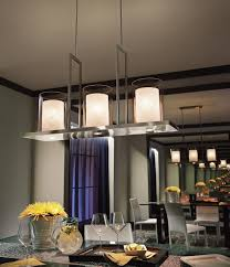 Kichler Dining Room Lighting Contemporary Dining Room