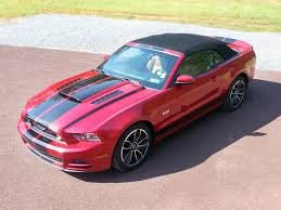Black Mustang With Red Stripes Mustang Gt Convertible Stripes Quakertown Pa Signs Banners