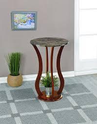 pedestal tables amazon com