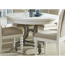 riverside placid cove round dining table hayneedle