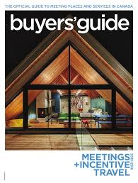 meetings incentive travel buyers guide 2015 by annex newcom lp
