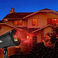 outdoor light projector deal the daily caller