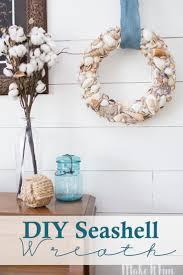 best 25 seashell wreath ideas on pinterest shell wreath beach