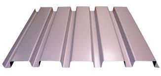 corrugated steel pallet rack decking