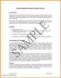 report requirements template reporting requirements template new 7 school report format free
