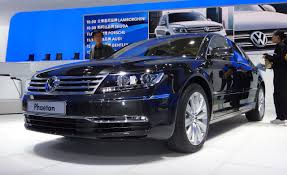 chrysler phaeton 2011 volkswagen phaeton auto shows news car and driver