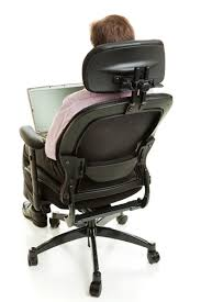 desk chair with headrest why you need an office chair with a headrest