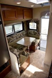 Truck Camper Floor Plans by 2016 Lance 850 Review Truck Camper Magazine