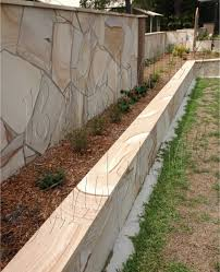 brisbane sandstone wall capping bullnose coping pavers tiles