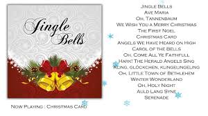 jingle bells songs album