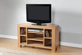 Chiltern Oak Furniture Chiltern Oak Corner Tv Unit Oak Furniture Solutions
