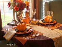 fall dining room table decorating ideas centerpice fall dining