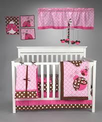 Ladybug Crib Bedding Set Lucky Baby Bedding Set Tokida For