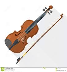 color flat style vector fiddle violin stock vector image 49649152