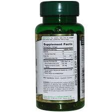 Evening Primrose Oil For Hair Loss Nature U0027s Bounty Evening Primrose Oil 1 000 Mg 60 Rapid Release