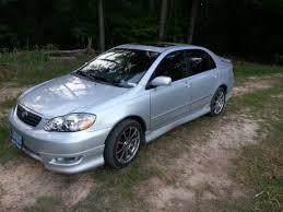 toyota corolla 2005 xrs buy used 2005 toyota corolla xrs sedan 4 door 1 8l in meridian
