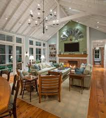 vaulted ceiling living room half cathedral ceiling living room farmhouse with vaulted ceiling