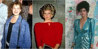 8o s 80s fashion trends that are coming back style trends from the 1980s