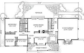 bungalow style floor plans house plans for 1500 square surprising design square foot