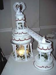 wedding cakes with fountains wedding cakes with fountains and stairs casadebormela