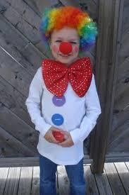 Kids Halloween Clown Costumes Super Adorable Kids Halloween Clown Costume Sew Diy Costume