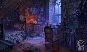 art for the hidden object game mcf ravenhearst unlocked on behance