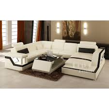 canap cuir ivoire canape cuir luxe design maison design wiblia com