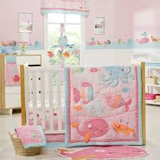 Infant Crib Bedding S Bedding Sets The Sea 4 Baby Crib Bedding Set