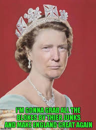 Queen Of England Meme - the queen of england could probably get away with that imgflip