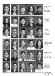 middle school yearbooks the witness yearbook of the academy of mathematics and