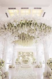 attractive white wedding ideas 20 awesome indoor wedding ceremony