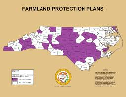 Ncsu Map Farm Land Preservation North Carolina Cooperative Extension