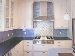 backsplash awesome blue kitchen tile backsplash home design