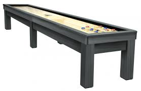Shuffle Board Tables West End Shuffleboard Table Peters Billiards