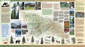 scenic byway plan your trip chinook scenic byway