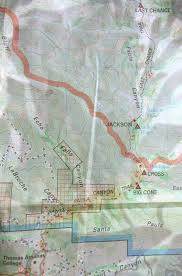 China Camp Trail Map by 1000 Hikes 1000 Days By Jeremy Jacobus Days 648 U0026 649 Santa