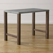 Galvin High Dining Table Crate And Barrel - Counter height dining table crate and barrel