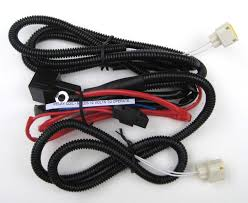 chevy silverado fog light wiring harness kit 2007 to 2013 ebay