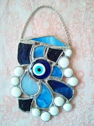 nazar boncugu lucky evileye wall hanging home protection