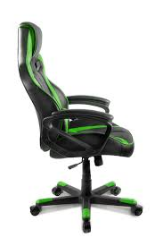 Desk Chair For Gaming by Arozzi Milano Gaming Chair U2013 Green Arozzi