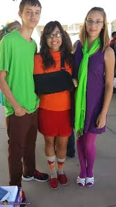 Fred Daphne Halloween Costumes Scooby Doo Gang Halloween Costume Photo 2 3