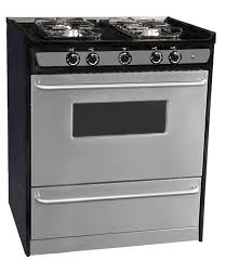 30 Stainless Steel Gas Cooktop Buy Summit Tnm21027bfrwy 30 Inch Stainless Steel Slide In Gas