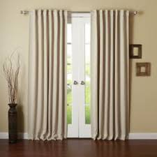 Patio Door Thermal Blackout Curtain Panel To Curtain Off Patio Door To Save Cooling Costs W Thermal