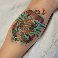 243 best anchor tattoos images on pinterest of the seas boats
