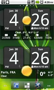 analog clock widgets for android sense analog clock widget for android free and