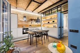 interior design in kitchen photos modern cottage interior design tips trends and features 2017
